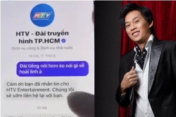 Xôn xao thông tin Hoài Linh bị cấm sóng: Đài HTV nói gì?