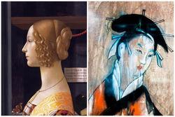 7 tiêu chuẩn sắc đẹp kỳ quặc của phụ nữ thời xưa