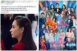 Lộ poster Phi Nhung diễn ở Mỹ vào tháng 8 dù từng phủ nhận về Mỹ 'trốn scandal'