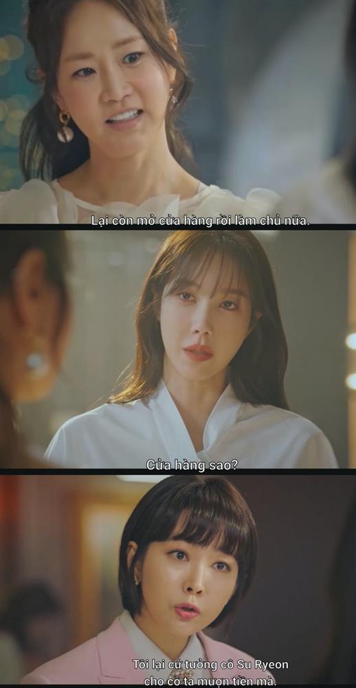 Penthouse 3: Câu spoil nhẹ nhàng từ Lee Ji Ah hé lộ số phận Oh Yoon Hee thê thảm-3