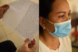 Bức thư cảm ơn của mẹ bệnh nhân suýt tử vong vì Covid-19 truyền thêm động lực cho y bác sĩ tuyến đầu