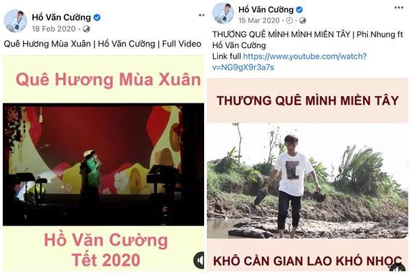 Bằng chứng Hồ Văn Cường 2 năm dịch dã vẫn đi hát chứ không ở nhà chờ má nuôi-5