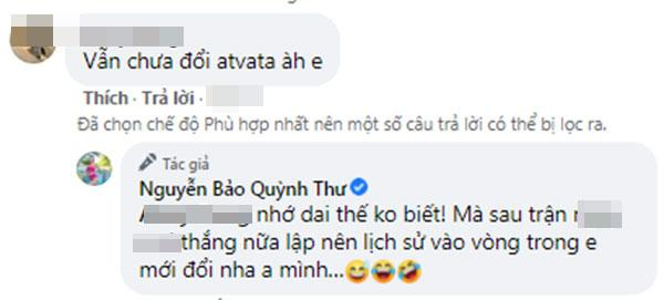 Dân mạng khẳng định Nguyễn Tiến Linh cua Quỳnh Thư là sự thật?-6