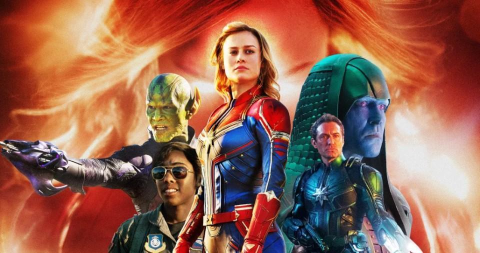 HOT: Mỹ nam Itaewon Class góp mặt trong Captain Marvel 2-2