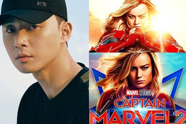 HOT: Mỹ nam Itaewon Class góp mặt trong Captain Marvel 2-1