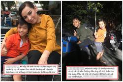 Ba sao nhí Huy Khang nói về Phi Nhung và Hồ Văn Cường: 'Họ tình cảm lắm'