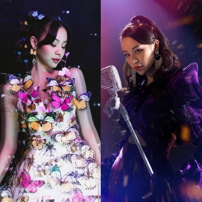 Phí Phương Anh trổ tài hát live, dân mạng 9 người 10 ý khen chê-1