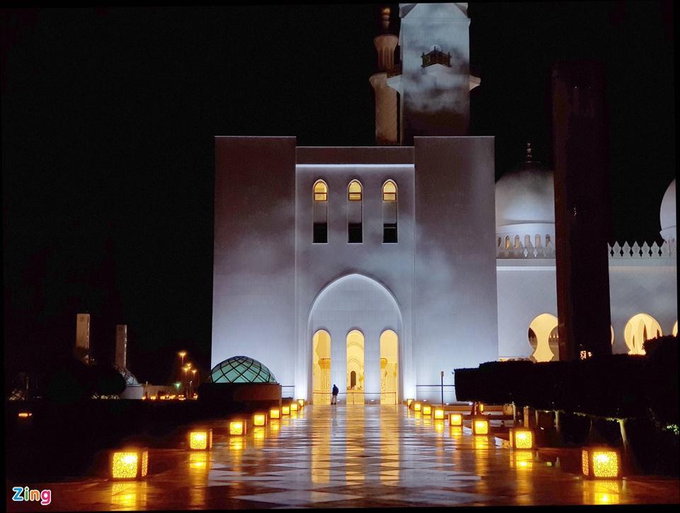 10 sự thật thú vị về UAE-3