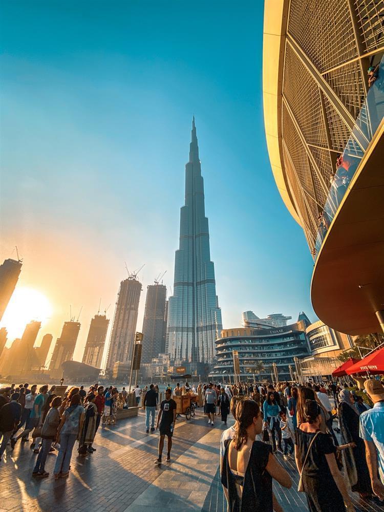 10 sự thật thú vị về UAE-7
