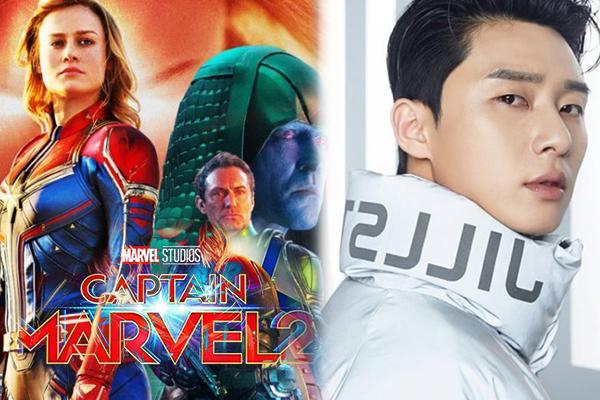Mỹ nam Itaewon Class đóng Captain Marvel 2: Làng mọt phim xì xào xôn xao-1
