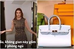 Tủ quần áo trong biệt thự 8,5 triệu USD của Kendall Jenner