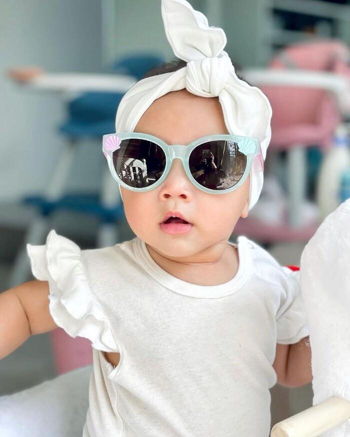 Lisa - ái nữ nhà Hà Hồ gây sốt khoảnh khắc sành điệu như fashionista nhí-2