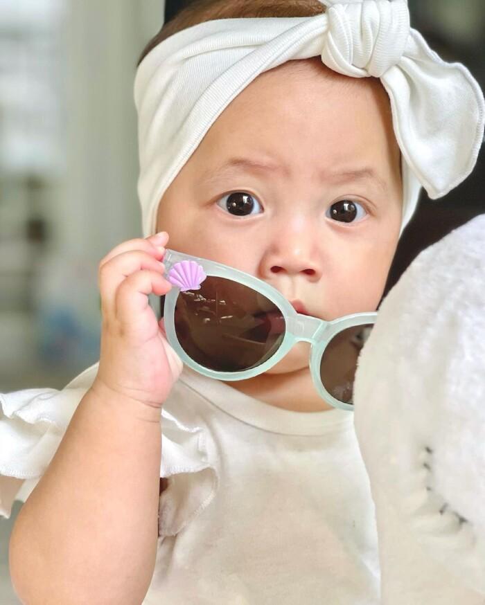 Lisa - ái nữ nhà Hà Hồ gây sốt khoảnh khắc sành điệu như fashionista nhí-3
