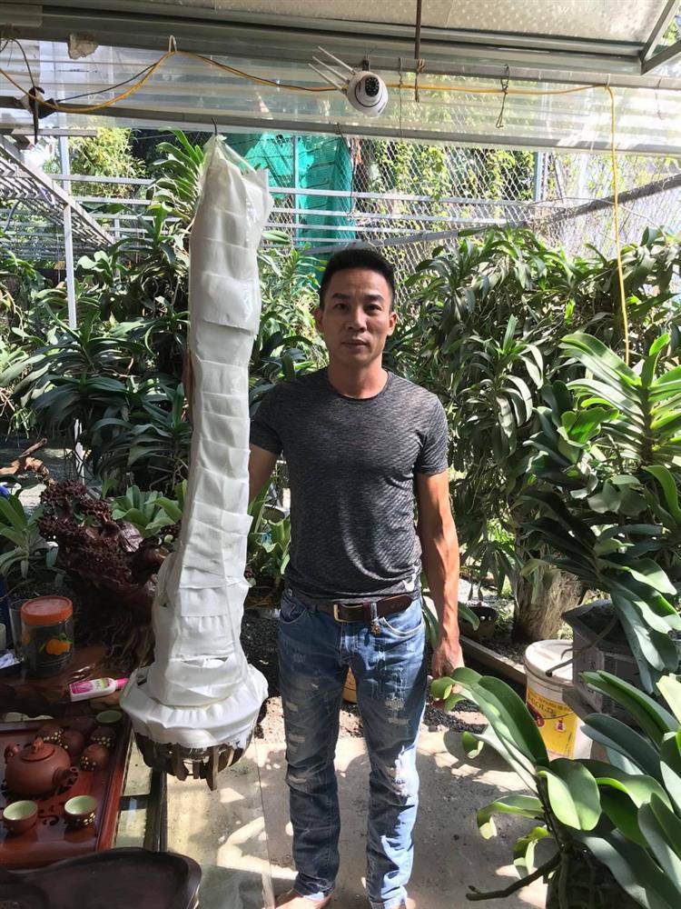 Mối duyên gần 10 năm của ông chủ vườn 8x với hoa lan-5