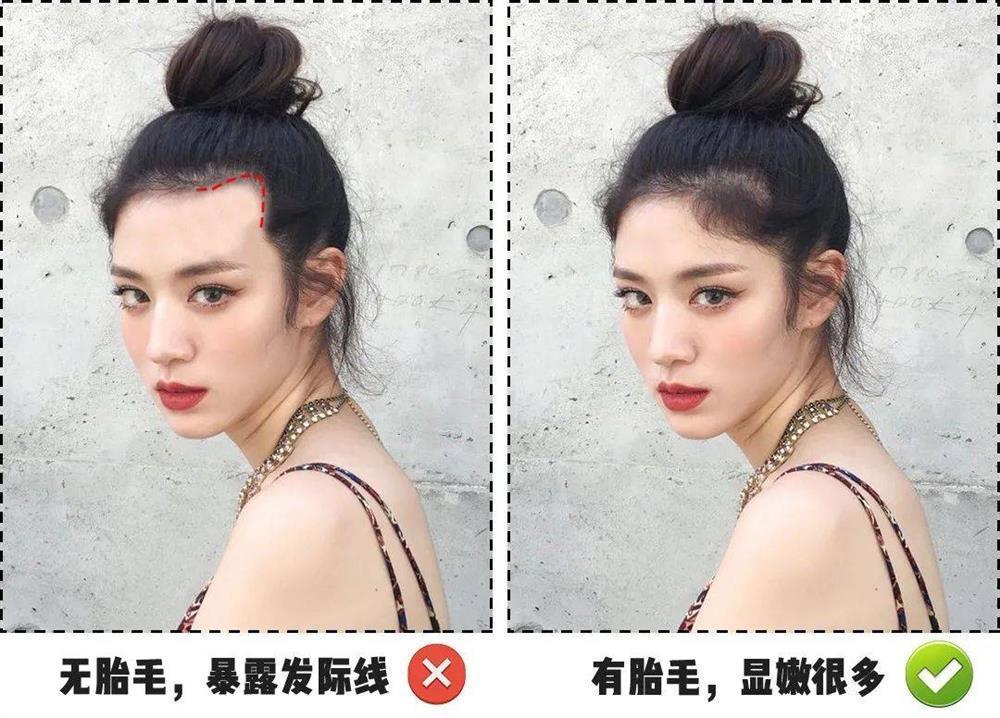 Tự xử tóc mái chữ bát giống Song Hye Kyo, Dương Mịch chỉ với 2 bước đơn giản-8