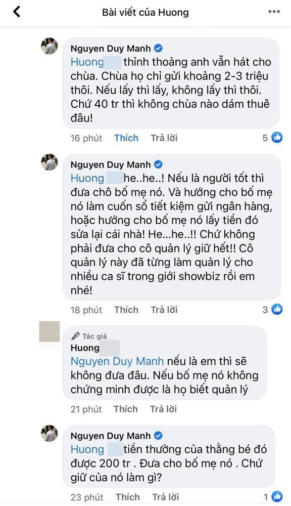 Duy Mạnh tái khẳng định bị Phi Nhung gài bẫy?-2