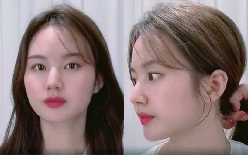Tự xử tóc mái chữ bát giống Song Hye Kyo, Dương Mịch chỉ với 2 bước đơn giản-15