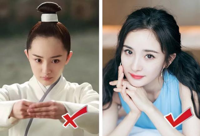 Tự xử tóc mái chữ bát giống Song Hye Kyo, Dương Mịch chỉ với 2 bước đơn giản-5