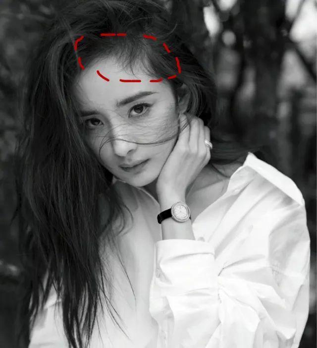 Tự xử tóc mái chữ bát giống Song Hye Kyo, Dương Mịch chỉ với 2 bước đơn giản-6