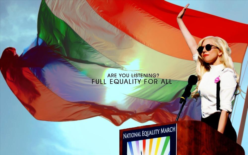 Những câu nói bất hủ truyền cảm hứng cho cộng đồng LGBTQ+ của Lady Gaga-5