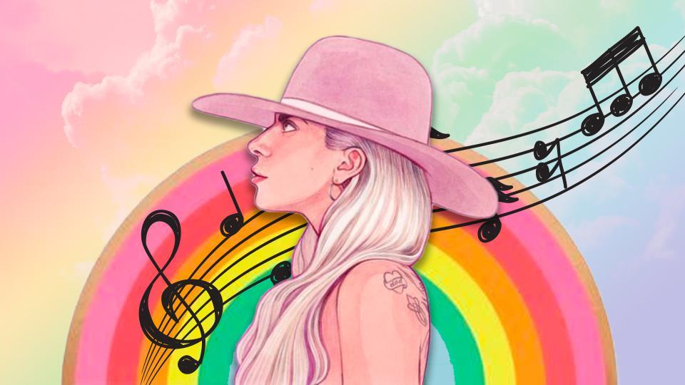 Những câu nói bất hủ truyền cảm hứng cho cộng đồng LGBTQ+ của Lady Gaga-6