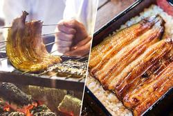Vì sao lươn Nhật đắt như vàng? 8 năm học mổ, 3 năm học xâu và cả đời học nướng!