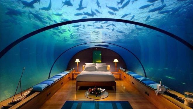 5 khách sạn hạng sang nằm dưới mặt nước biển-10