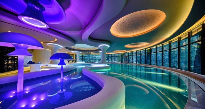 5 khách sạn hạng sang nằm dưới mặt nước biển-7