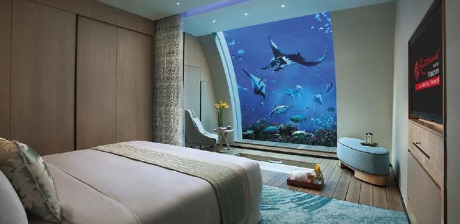 5 khách sạn hạng sang nằm dưới mặt nước biển-8