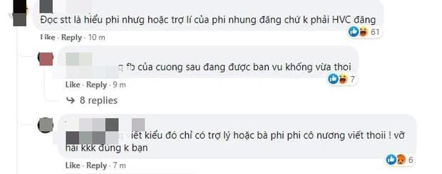 Chi tiết Hồ Văn Cường mất quyền quản lý FB, do Phi Nhung và ekip chỉ đạo?-5