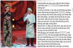 Phi Nhung nhiều lần xin để Hồ Văn Cường diễn ở Mỹ dù chỉ mời 1 mình nữ ca sĩ