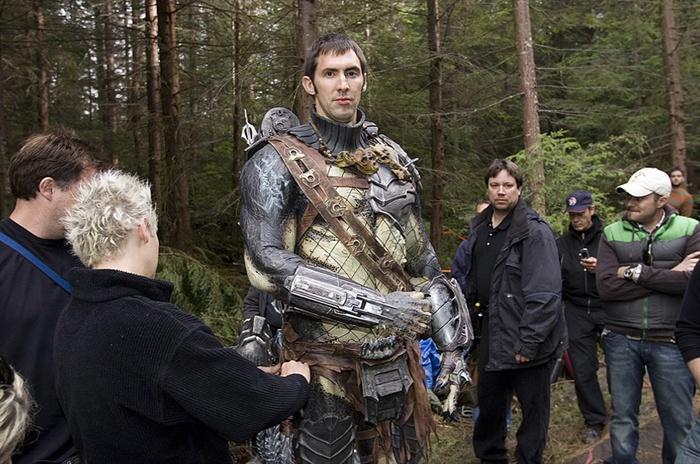 Tài tử cao 2,13 m chuyên đóng vai quái vật-3