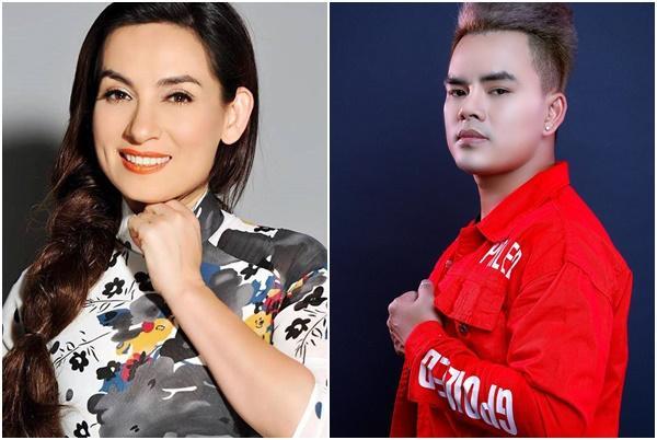 Lưu Chấn Long phản dame chứng minh Phi Nhung thực sự đòi tiền đổ xăng 40 triệu-1