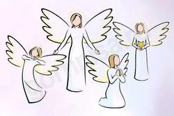 Chọn một thiên thần và nhận lấy lời khuyên để sớm thành công trong cuộc sống