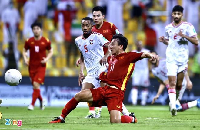 Cầu thủ Minh Vương phá lưới UAE: Visual đỉnh chóp như idol Hàn Quốc-1