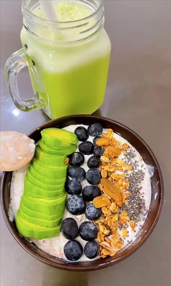Mỹ nhân Việt ăn gì vào buổi sáng để giữ dáng mùa dịch?-1