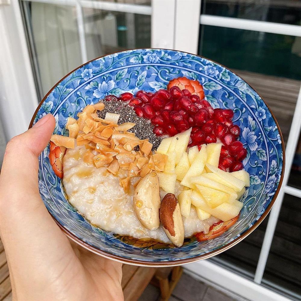 Mỹ nhân Việt ăn gì vào buổi sáng để giữ dáng mùa dịch?-3