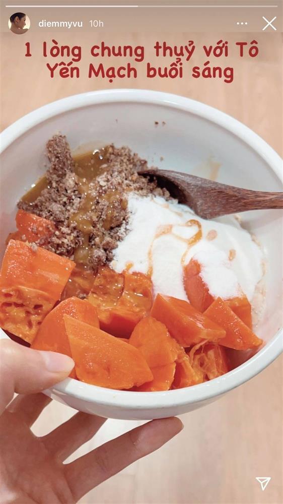 Mỹ nhân Việt ăn gì vào buổi sáng để giữ dáng mùa dịch?-5