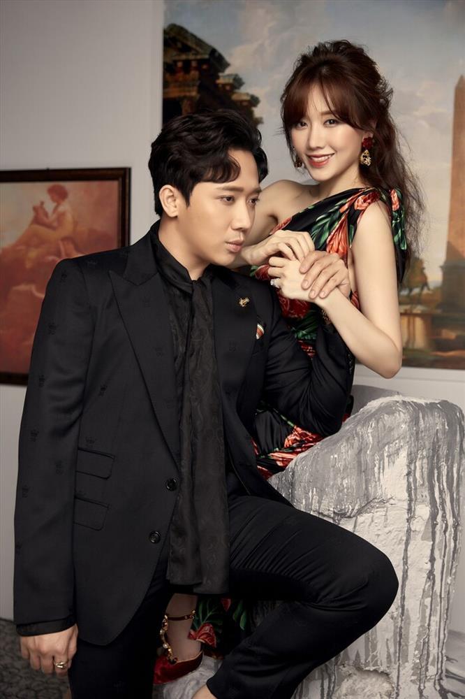 Trấn Thành cover hit của Amee, Hari Won tỏ thái độ có ai ngờ-3