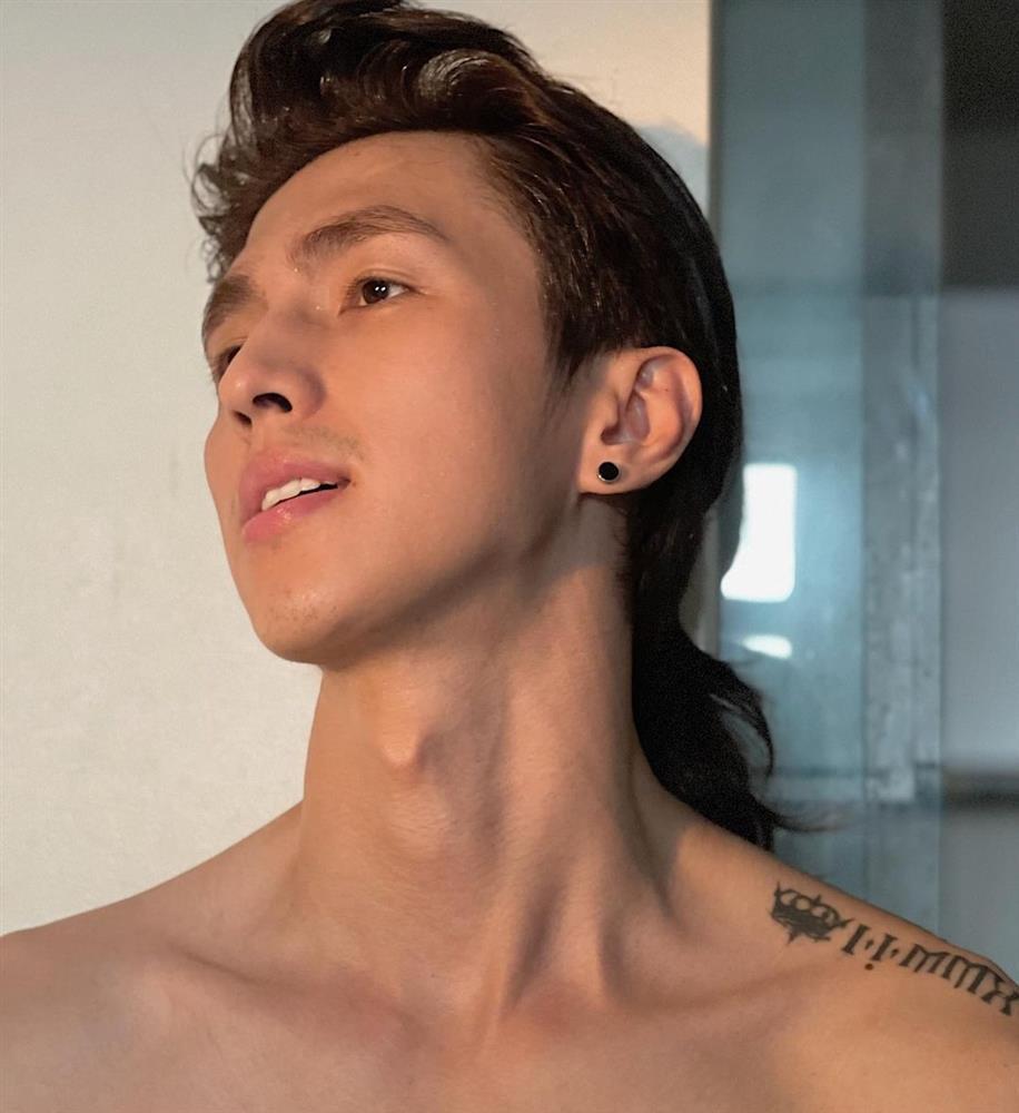 Kiểu tóc cực mốt của Bình An bị fan đẹp xếp cùng thuyền Khá Bảnh-1
