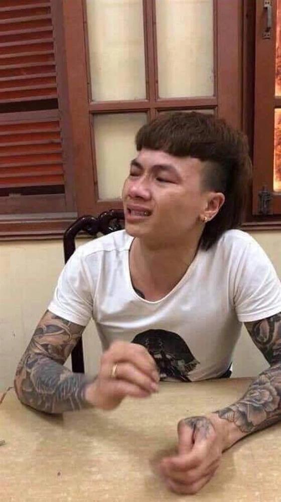Kiểu tóc cực mốt của Bình An bị fan đẹp xếp cùng thuyền Khá Bảnh-2
