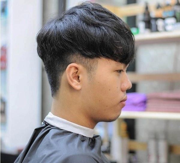 Kiểu tóc cực mốt của Bình An bị fan đẹp xếp cùng thuyền Khá Bảnh-7