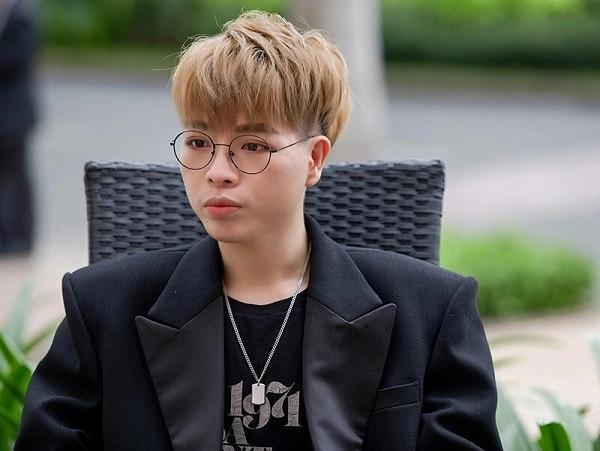 Kiểu tóc cực mốt của Bình An bị fan đẹp xếp cùng thuyền Khá Bảnh-8