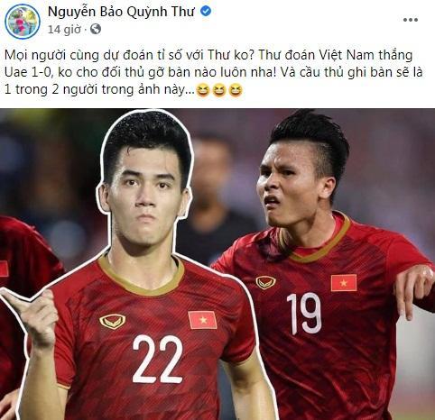 Quỳnh Thư giải thích lằng nhằng chuyện Tiến Linh: Tóm lại yêu hay không?-5