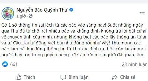 Bố Tiến Linh nói về tin đồn con trai yêu người mẫu Quỳnh Thư-2