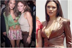 Thời trang 20 năm trước của Victoria Beckham trở thành mốt