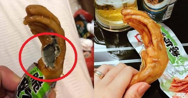 Mua bánh mì, cô gái thất kinh khi vừa định đưa lên miệng-4