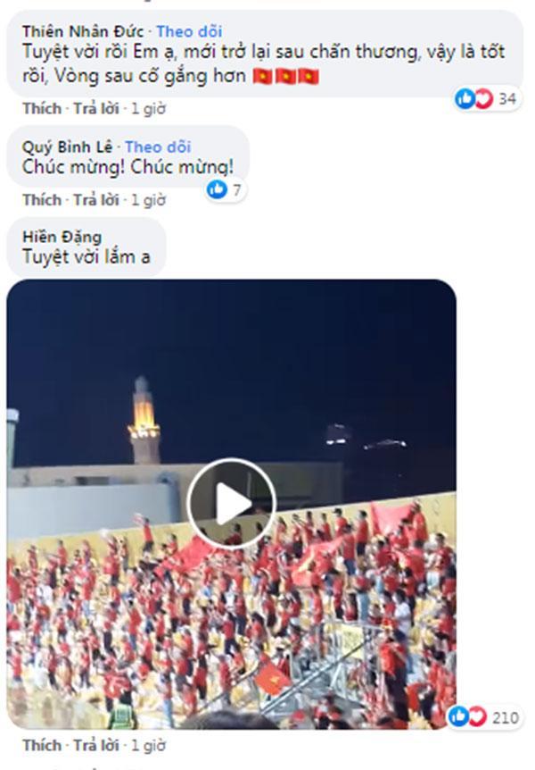 Đoàn Văn Hậu làm gì sau khi bị fan bóng đá mắng sốc ở trận gặp UAE?-4