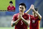 Đoàn Văn Hậu làm gì sau khi bị fan bóng đá mắng sốc ở trận gặp UAE?