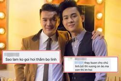 Hoài Lâm trở lại sân khấu, fan nhắc khéo: 'Hỏi thăm bố nuôi chưa?'
